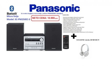 PM250EC-S + RPHF100E-W