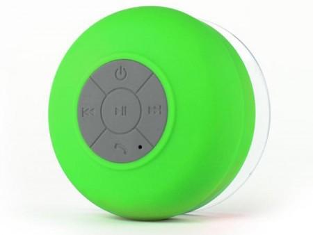 Xwave BT zvucnik,vodootporan, Bluetooth 3.0, zeleni, gift box