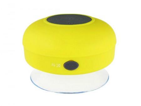 Xwave BT zvucnik,vodootporan, Bluetooth 3.0, zuti, gift box
