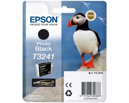 EPSON T3241 Photo Black kertridž