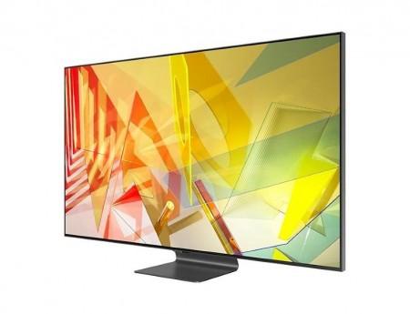Samsung QE55Q95TA\UHD\Smart\WiFi\Quantum HDRQ\Quantum Processor 4K\4.2.2Ch 60W\Dual Tuner DVB-T2CS2