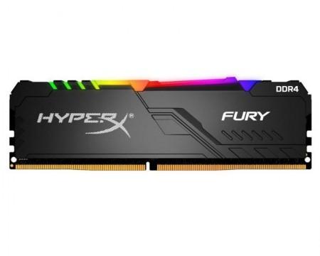 KINGSTON DIMM DDR4 16GB 3466MHz HX434C17FB416 HyperX Fury RGB
