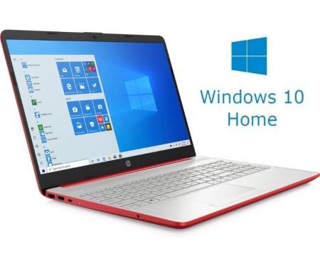 HP 15-DW1083 15.6 Pentium G6405U 4GB 128GB SSD Win10Home crveni(1B9S3UA)
