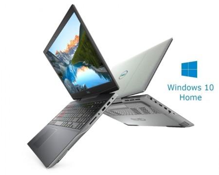 DELL OEM G5 5505 15.6 FHD AMD Ryzen 5 4600H 8GB 256 SSD Radeon RX 5600M 6GB Backlit Win10Home sivi
