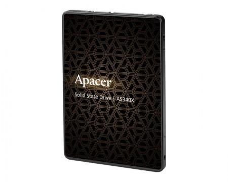 APACER 240GB 2.5 SATA III AS340X SSD