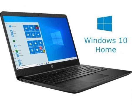 HP 14-DK1031 14 AMD Ryzen 3 3250U 8GB 1TB Win10Home crni
