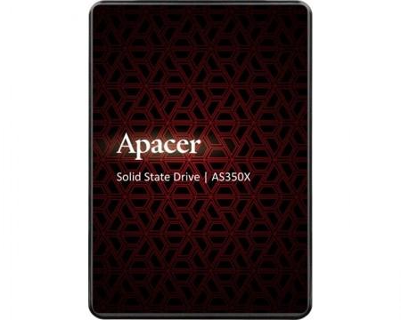 APACER 256GB 2.5 SATA III AS350X SSD
