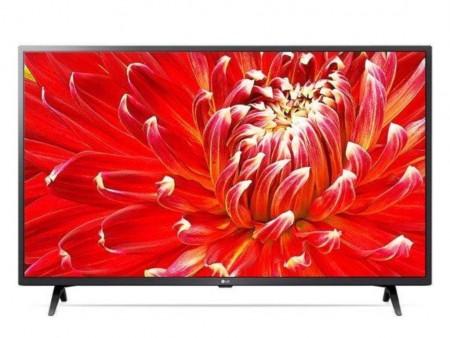 LG 32LM637BPLA LED TV 32 HD-Ready, WebOS ThinQ AI SMART, T2, Black,Two pole stand
