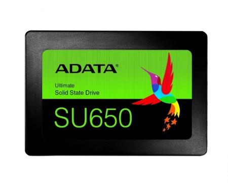 A-DATA 256GB 2.5 SATA III ASU650SS-256GT-R SSD
