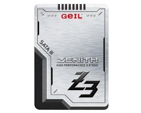 GEIL 256GB 2.5 SATA3 SSD Zenith Z3 GZ25Z3-256GP