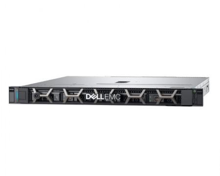 DELL PowerEdge R240 Xeon E-2234 4C 1x16GB H330 1x480GB SATA SSD 450W(1+0) DVDROM 3yr  NBD + šine za rack