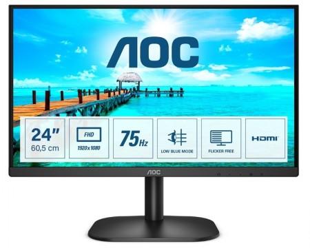 AOC 23.8  24B2XHM2 WLED monitor