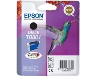 EPSON T0801 crni kertridž