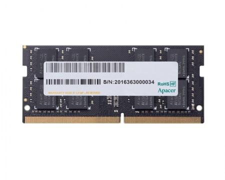APACER SODIMM DDR4 8GB 2666MHz AS08GGB26CQYBGH bulk