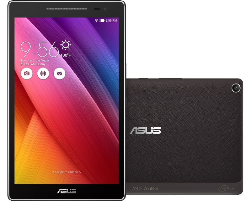 ASUS ZenPad 8 Z380C-1A045A 8 Atom x3-C3200 Quad Core 1.1GHz 2GB 16GB Android 5.0 crni