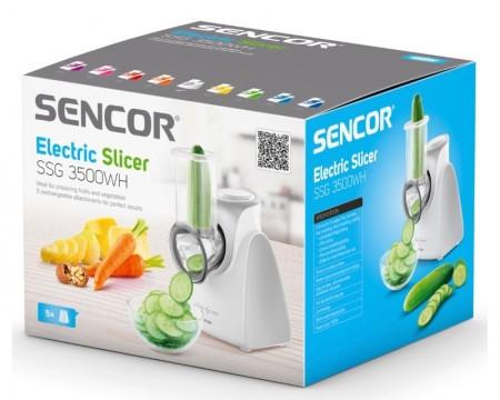 SENCOR SSG 3500WH električno rende