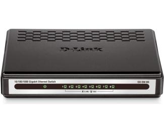 D-LINK GO-SW-8G 8port switch