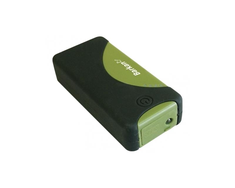 BARKAN PB44R.G USB prenosni punjač crno-zeleni