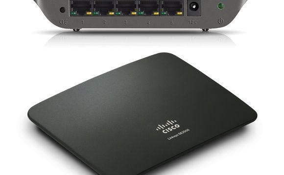 Switch 5-portni gigabitni Linksys SE2500