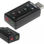 Zvučna karta USB 7.1ch Linkom