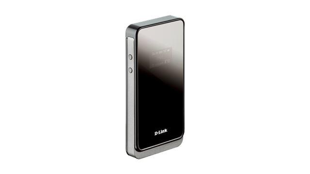 D-Link 3G HSPA+ portable router DWR-730E
