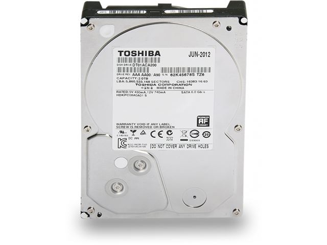 Toshiba DT01ACA200 2TB 3.5