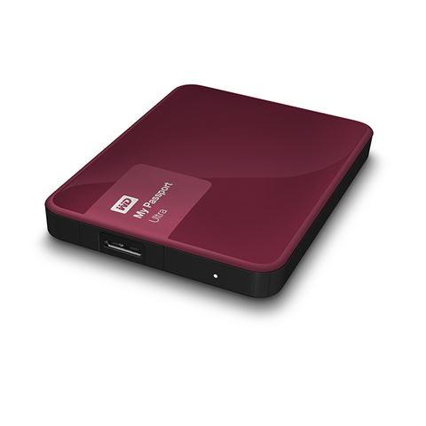 Externi hard Disk WD My Passport Ultra Wild Berry 1TB