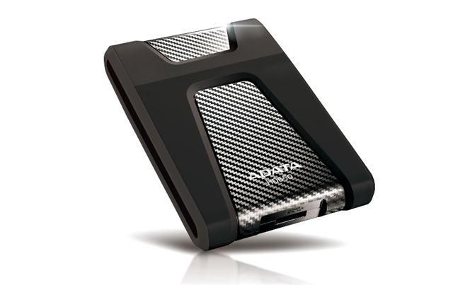 Ext.hard disk 1TB DashDrive HD650 Black, USB 3.0 ADATA