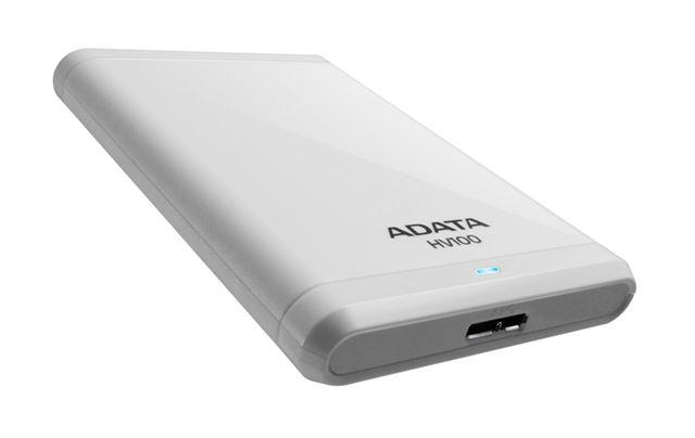 Ext.hard disk DashDrive AHV100 1TB White