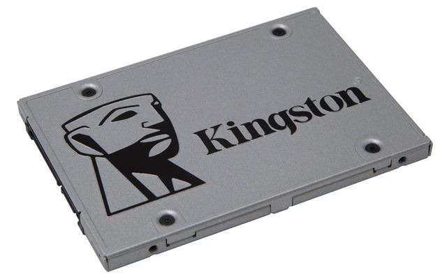 SSD disk Kingston 240GB, UV400 SATA 3