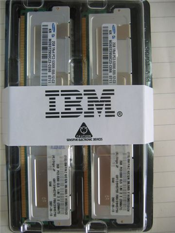 IBM ECC DDR2 RoHS SDRAM
