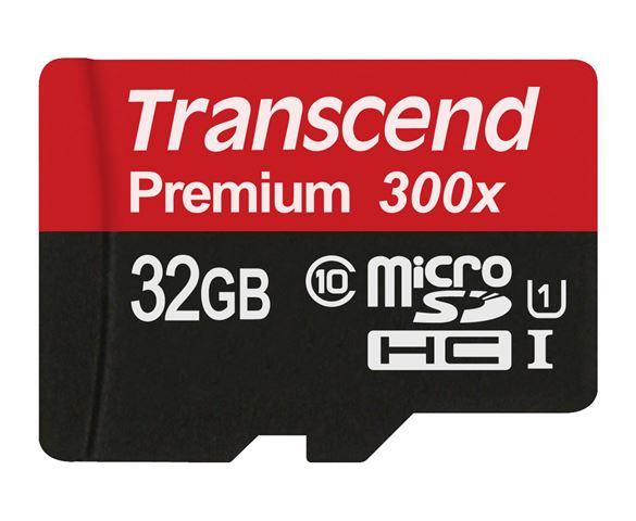 Memorijska kartica Transcend SD MICRO 32GB HC Class UHS 1