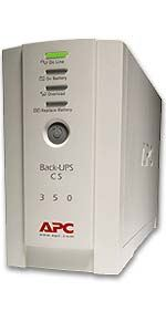 APC Back-UPS CS č