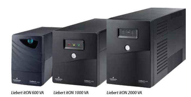 Emerson (Liebert itON) UPS 1000VA AVR