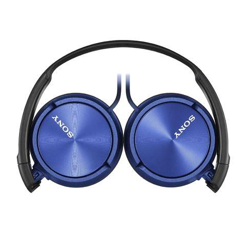 SONY slušalice MDR-ZX310L blue