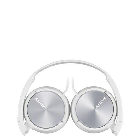 SONY slušalice MDR-ZX310W white