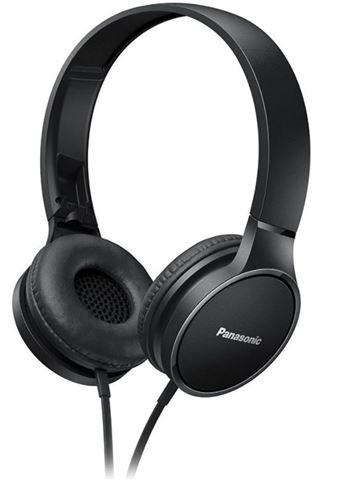 PANASONIC slušalice RP-HF300E-K crne, High-quality