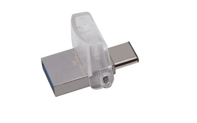 USB memorija Kingston 64GB DataTraveler microDuo 3.1 Type-C