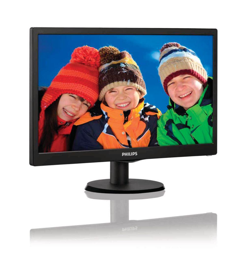 Philips LCD 18.5 193V5LSB2 HD Ready VGA