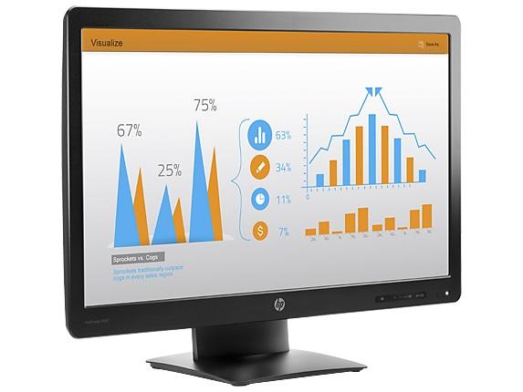 HP ProDisplay Pš LED Backlit Monitor 23/1920x1080/3Y (K7X31AA)