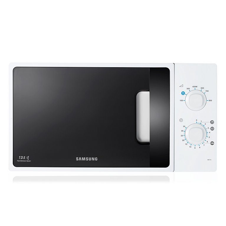Samsung ME71A mikrotalasna rerna, 20l, 1150W, bela