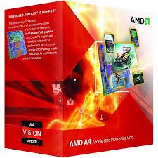 CPU FM2 A4-4020 X2 (3.40GHz 1MB 65W) Radeon HD7480D BOX