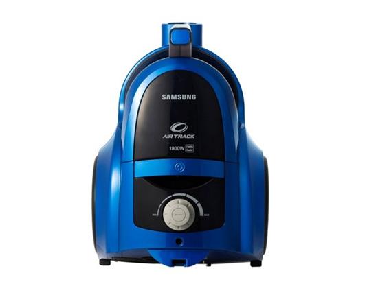 Samsung VCC4550V3B usisivac, 1800W, bez vrece, Mikro + HEPA filter, 83dB, plavi
