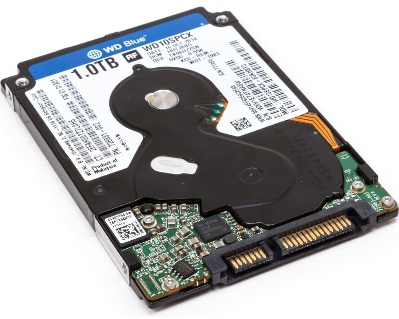 DELL OEM 1TB 2.5 SATA 6Gbps 5.4k