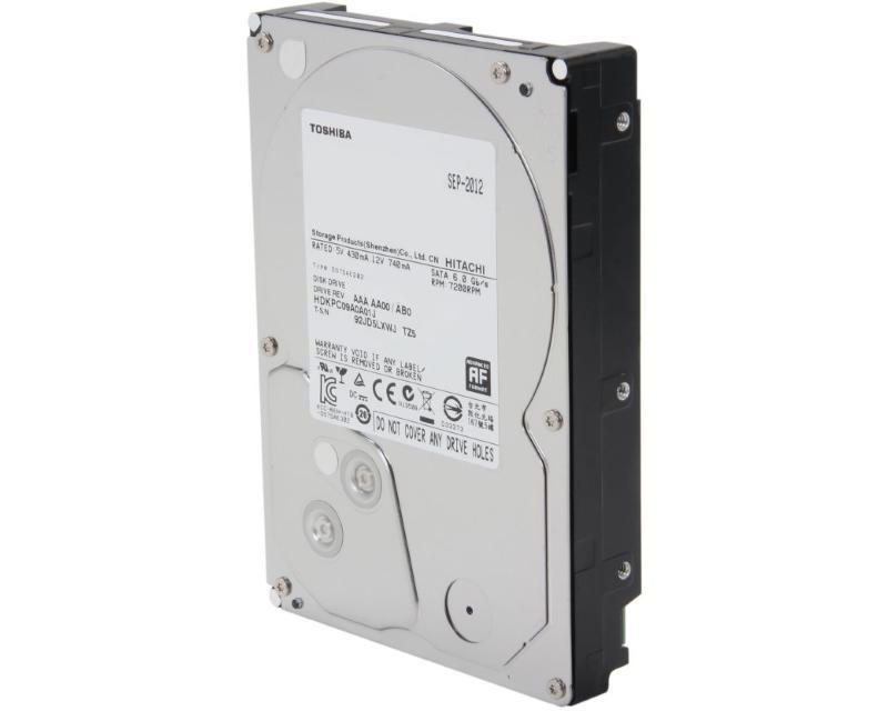 TOSHIBA 3TB 3.5 SATA III 64MB 7.200rpm DT01ACA300
