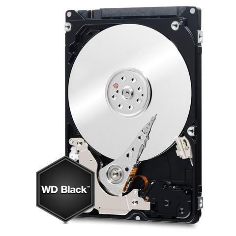 Hard Disk WDBlack™ 500GB, SATA 2,5
