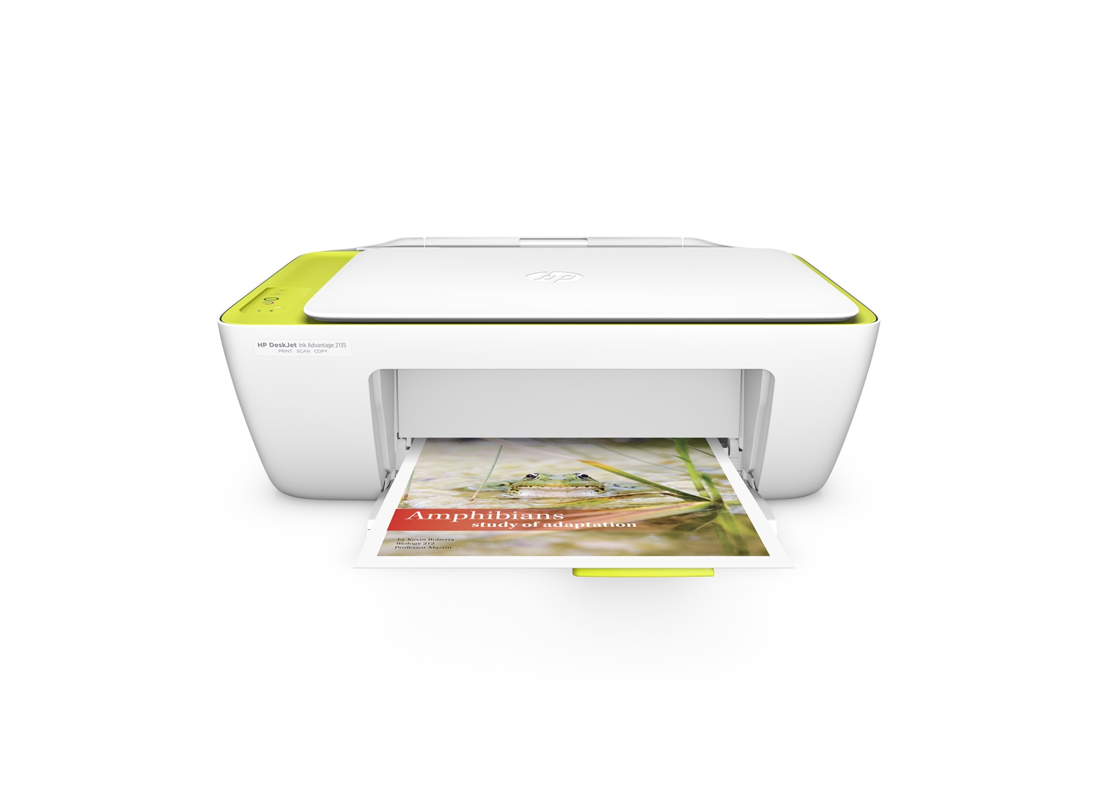 HP DeskJet Ink Advantage 2135 all-in-one, A4