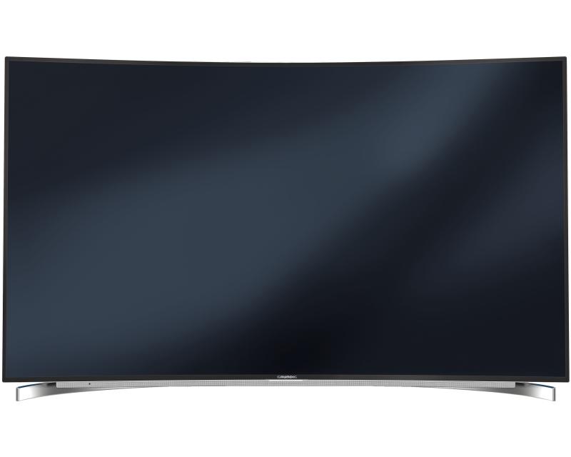 GRUNDIG 55 Fine Arts 55 FLX 9690 SP zakrivljeni Smart LED 4K Ultra HD LCD TV