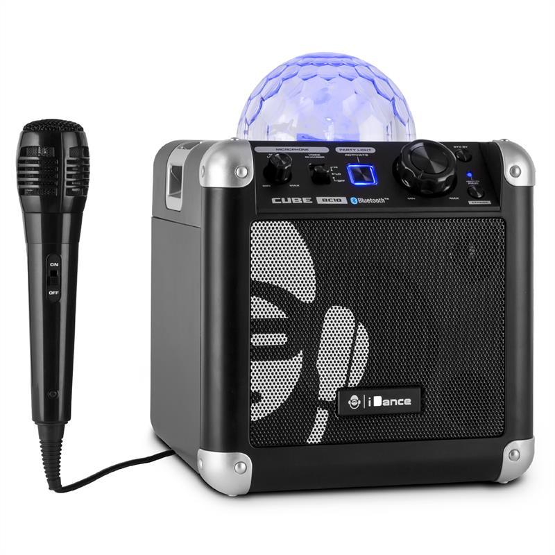 iDance Karaoke Sistem BC10 Black