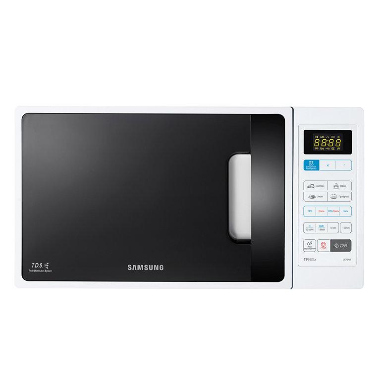 Samsung GE73A mikrotalasna rerna, gril, 20l, 1100W, LED ekran, bela